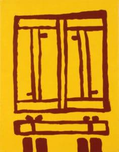 """PV 12, acrylic on canvas board, 14"""" x 11"""", 2013"""