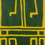 """PV16, acrylic on canvas board, 14"""" x 11', 2013"""