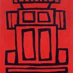 PV29, acrylic on canvas board,