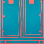 """PV34, 28"""" x 22"""", acrylic on canvas board"""