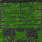 """PV 41, 28"""" x 22"""", acrylic on canvas board"""