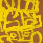 """PV50, acrylic on MDO plywood, 16"""" x 12"""","""