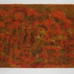 """October Oxygen, 2008, monoprint, 29.5"""" x 41.5"""""""