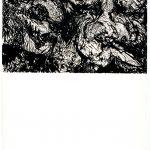 "IWW, 1990, lithograph, 30"" x 21"" ed. 14"