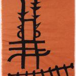 "Elopement, ink on paper, 19"" x 13"", 2000"